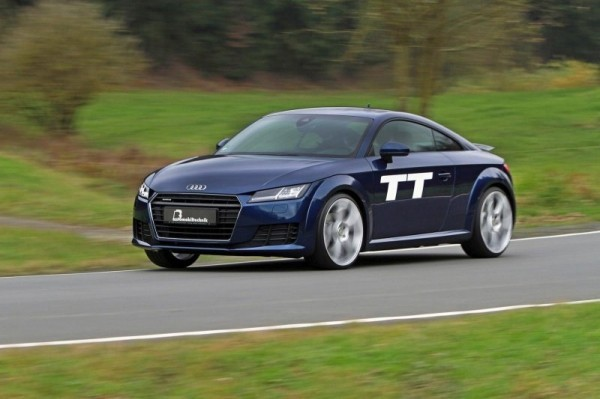 Automobiltechnik доработали новый Audi