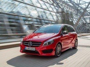 заказать обновленный Mercedes B-Class