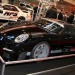 Спорткар GT9 Vmax от 9ff на базе Porsche 911 дебютировал на Essen Motor Show