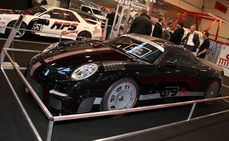 GT9 Vmax от 9ff на базе Porsche 911
