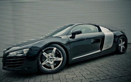 Тюнинг Audi R8 от мануфактуры Graf Weckerle