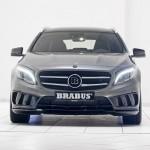 Тюнинг Mercedes GLA 2014 от Brabus (фото)