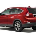 Новая Honda CR-V придет в Европу осенью