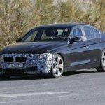 На обновленной BMW 3-серии ожидается 3-цилиндровый двигатель