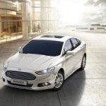В Испании стартовало производство гибридного Ford Mondeo