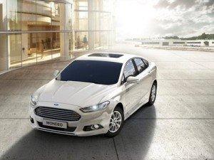 производство гибридного Ford Mondeo