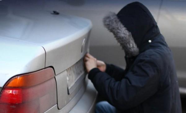 Украли номера с машины. Что делать