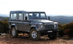 Defender Land Rover становится историей.