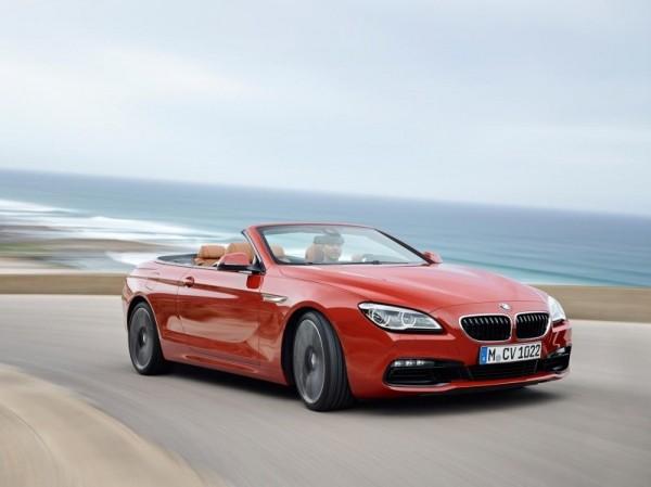 Компания BMW обновила 6-Series