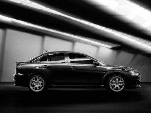 некоторые факты о версии Mitsubishi Lancer Evo