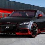 Новая Audi TT получила первый пакет доработки от ателье ABT Sportsline