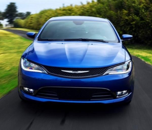 Chrysler 200 2015 представлен в Детройте
