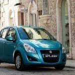 С российского рынка уходит вэн Suzuki Splash
