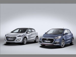 Hyundai представлены обновленные семейства