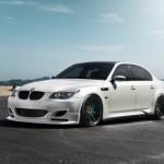 BMW M5 в обвесе EGTS60 от ателье Enlaes