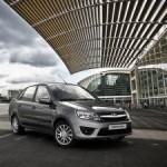 АвтоВАЗ сообщил некоторые подробности о LADA Granta с «роботом»