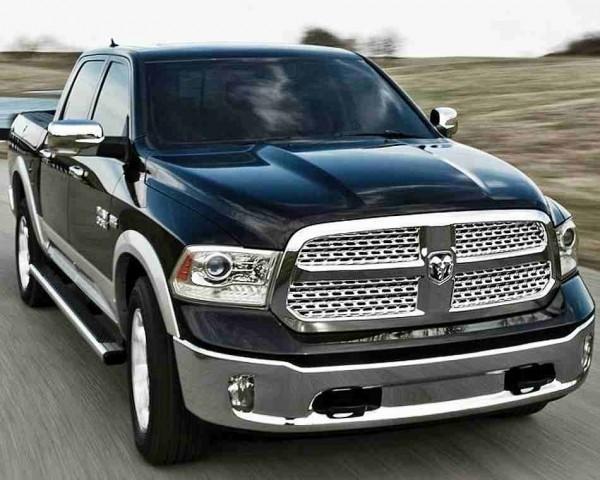 Новый пикап Dodge Ram