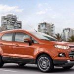 В Набережных Челнах запущено производство «паркетника» Ford Ecosport