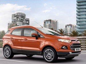 производство «паркетника» Ford Ecosport