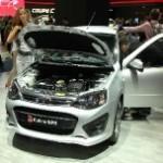 Lada Kalina NFR для поклонников скоростного вождения.