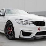 BMW M3 (F80) в настройке Supreme Power