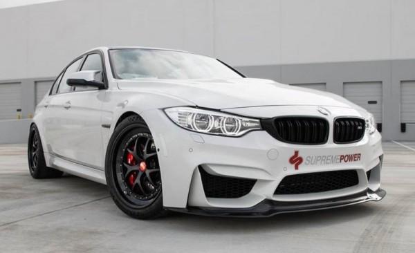 BMW M3 (F80) в настройке