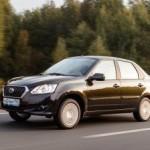 В России подорожал седан Datsun on-DO