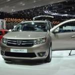 Dacia Logan MCV 2014: цена, фото, характеристики