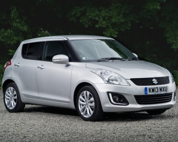 Suzuki Swift 2014 в России