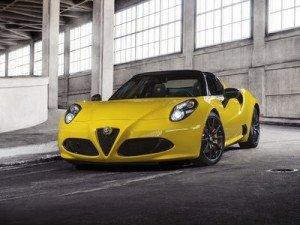 серийный вариант родстера от Alfa Romeo