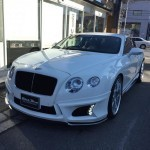 Bentley Continental GT Black Bison 2015 от Wald International
