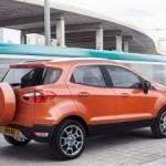 Ford пересмотрит дизайн кроссовера EcoSport для увеличения спроса