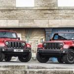 Стильный дуэт Jeep Wrangler Sahara CJ400 от A. Kahn Design » Автомобили и тюнинг