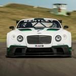 Гоночный Bentley Continental GT3 Racecar 2014
