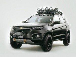 Начало производства «второй» Chevrolet NIVA