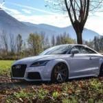 Audi TT RS в доработке Lars K Design