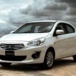 Mitsubishi выводит на рынки Европы бюджетный седан