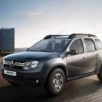 Рестайлинговый Renault Duster в этом году может появится в России