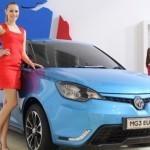MG 3 2014: цена, фото, характеристики
