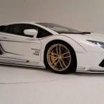 Lamborghini Aventador LP 700-4 в настройке Rowen Japan » Автомобили и тюнинг