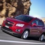 В 2015-м Chevrolet начнет поставлять в Россию два внедорожника