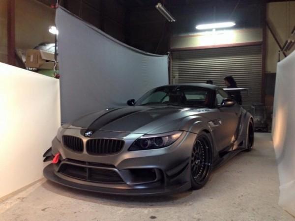 агрессивный обвес для BMW Z4