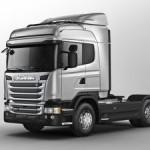 Тягач Scania G 410 победил в тесте по топливной экономичности