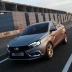 АвтоВАЗ оправил «Весту» на испытания в Европу