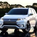 Обновленный Mitsubishi Outlander прибудет в Россию ближе к лету
