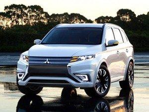 Mitsubishi Outlander прибудет в Россию