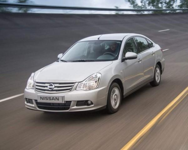 Nissan Almera 2013 на АвтоВАЗе