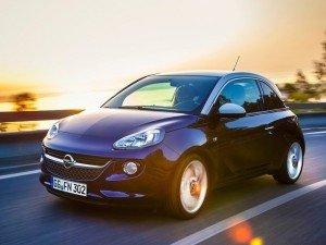 Компания Opel отложила начало поставок хэтчбека Adam