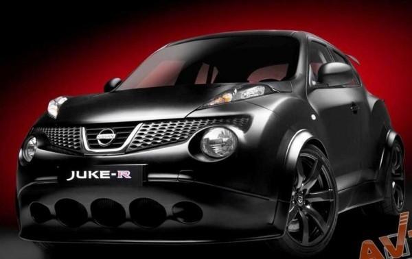 Nissan Juke-R 2012