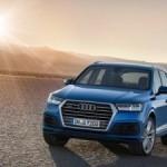 Кроссовер Audi Q7 нового поколения прибудет в Россию весной